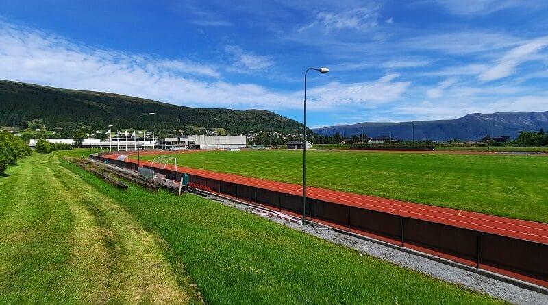 Hareid Stadion - Hareid IL