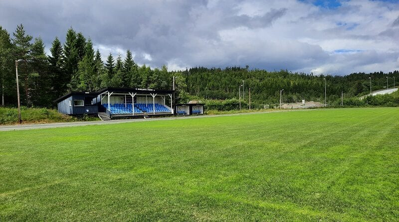 Skavelmyra Stadion - Vanvik IL