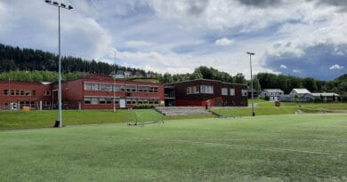 Flå Stadion - Gauldal FK