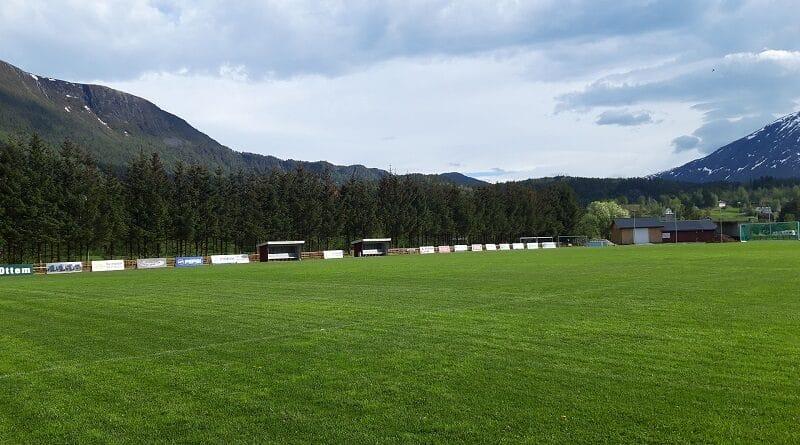 Ålvundfjord Stadion - KvassUlvungen FK
