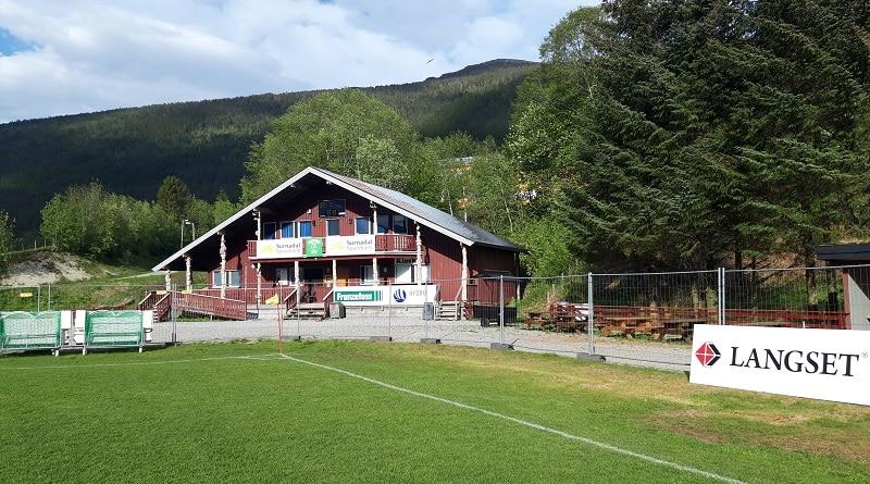 Ålvundfjord Stadion - Kvass/Ulvungen FK