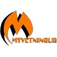Myvetningur logo