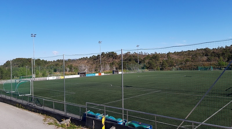 Omsund Stadion - Frei FK