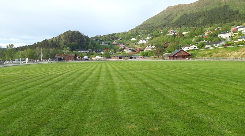 Øra Stadion - Reinsfjell FK