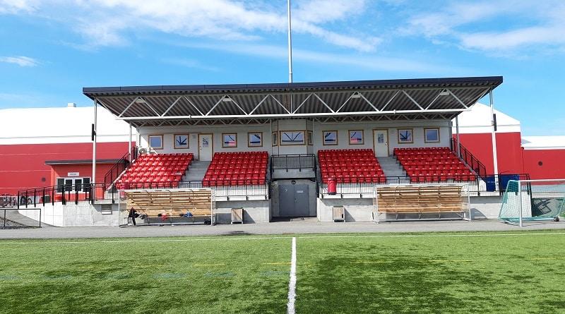 Riksfjord Stadion - Gossen IL