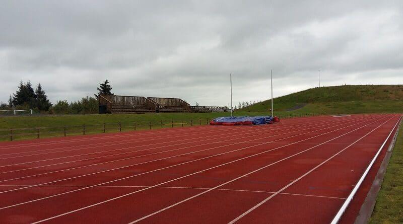 Selfoss Athletics stadium