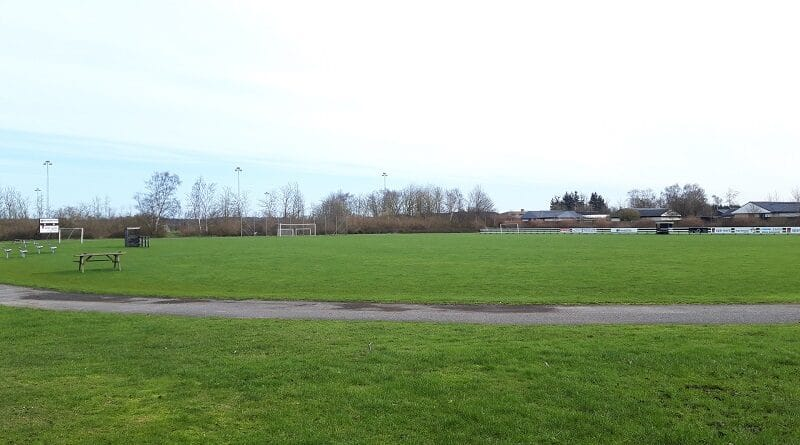 Vester Hassing Stadion - Vester Hassing GF