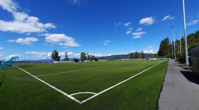 Åfarnes Stadion - Langfjorden FK