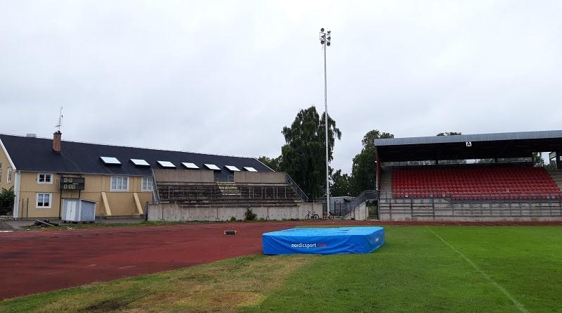 Fredriksskans IP - Kalmar AIK