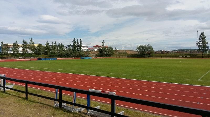 Kaplakrika Athletics stadium