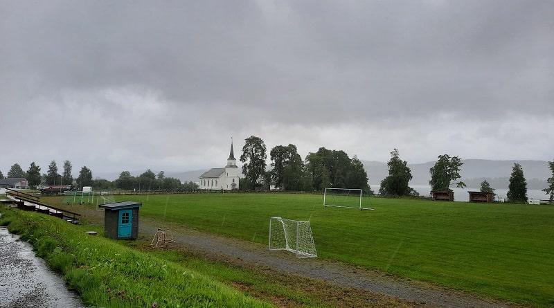 Kvam Stadion - Kvam IL