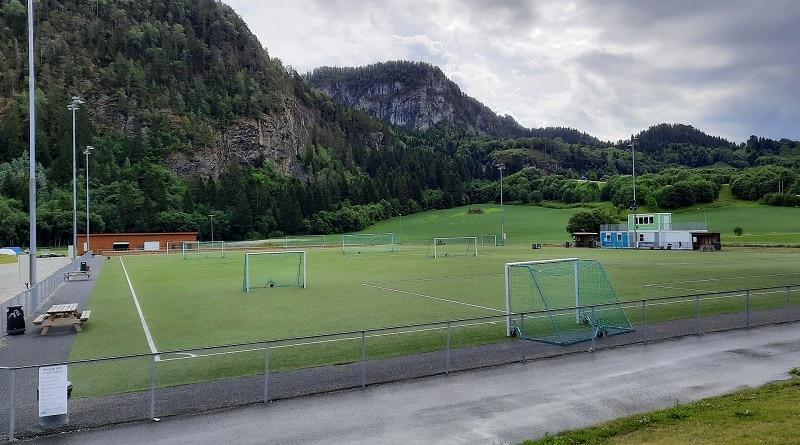 Lundamo Stadion - Gauldal FK