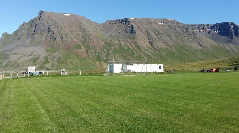 Skeiðisvöllur - Vestri training Bolungarvik