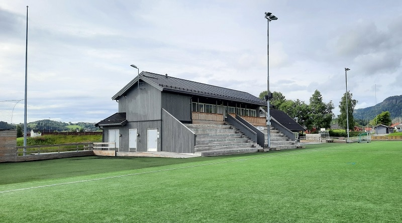 Tangmoen Stadion - Tangmoen IL