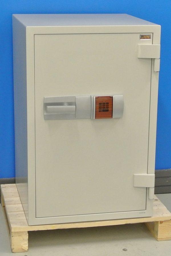 Nytt dokumentskåp DS100E stängd dörr