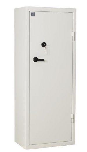 Nytt Profsafe Säkerhetsskåp S1500 med stängd dörr