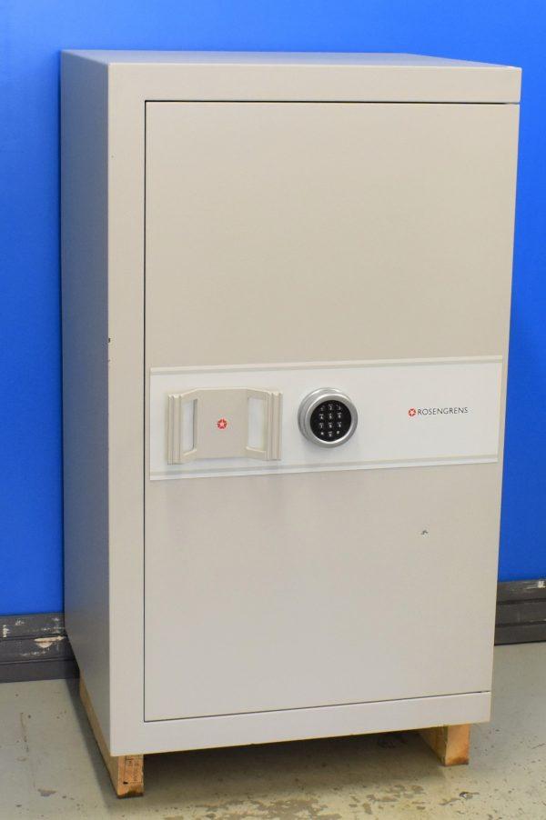 Begagnat dokumentskåp RCC 100 med stängd dörr