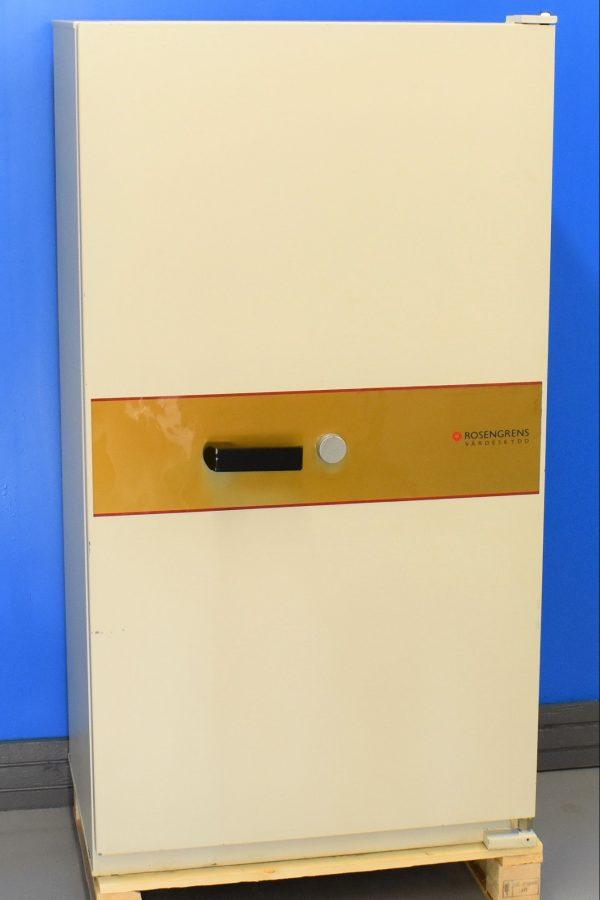 Begagnat dokumentskåp Rosengren RDC 120 med stängd dörr