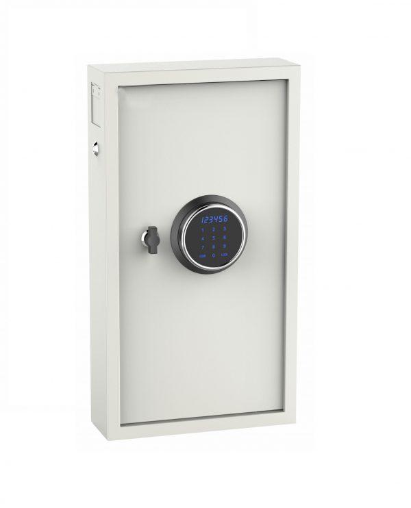Nytt nyckelskåp RBN 100 med stängd dörr