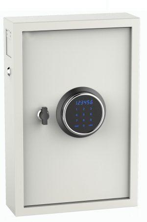 Nytt nyckelskåp RBN 53 med stängd dörr