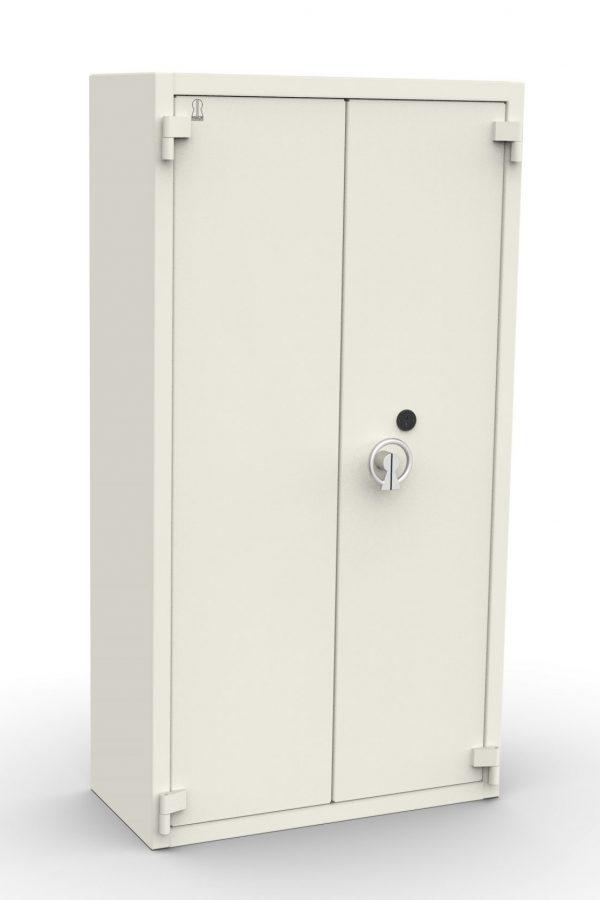 Nytt Säkerhetsskåp RBSK 1900-2 med stängd dörr