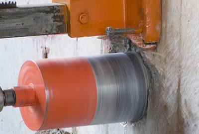 betonghaltagning