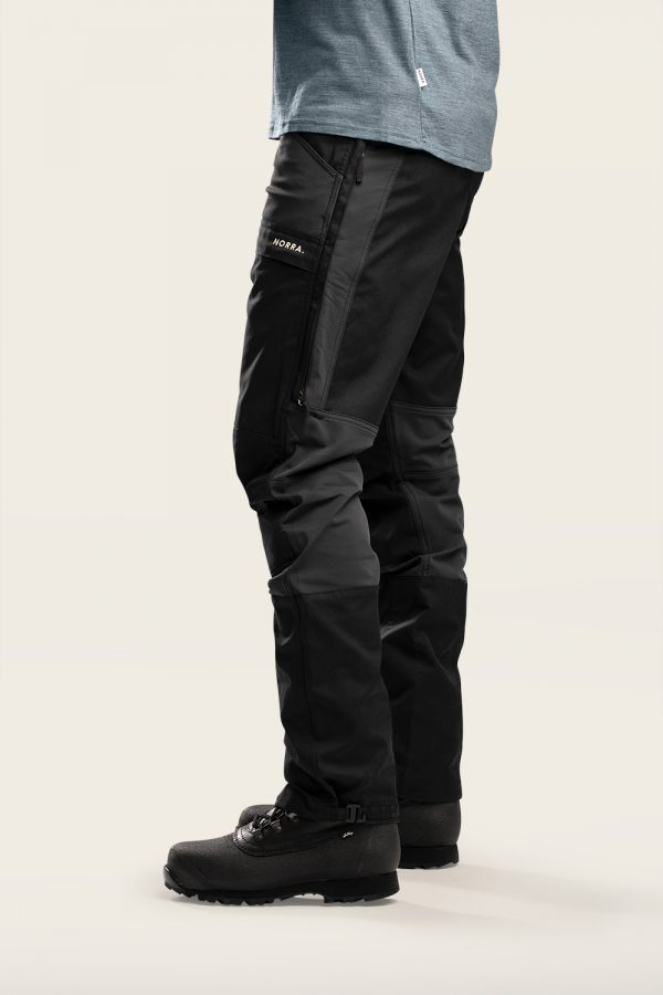 Norra Ljung Outdoor Pants Men side view