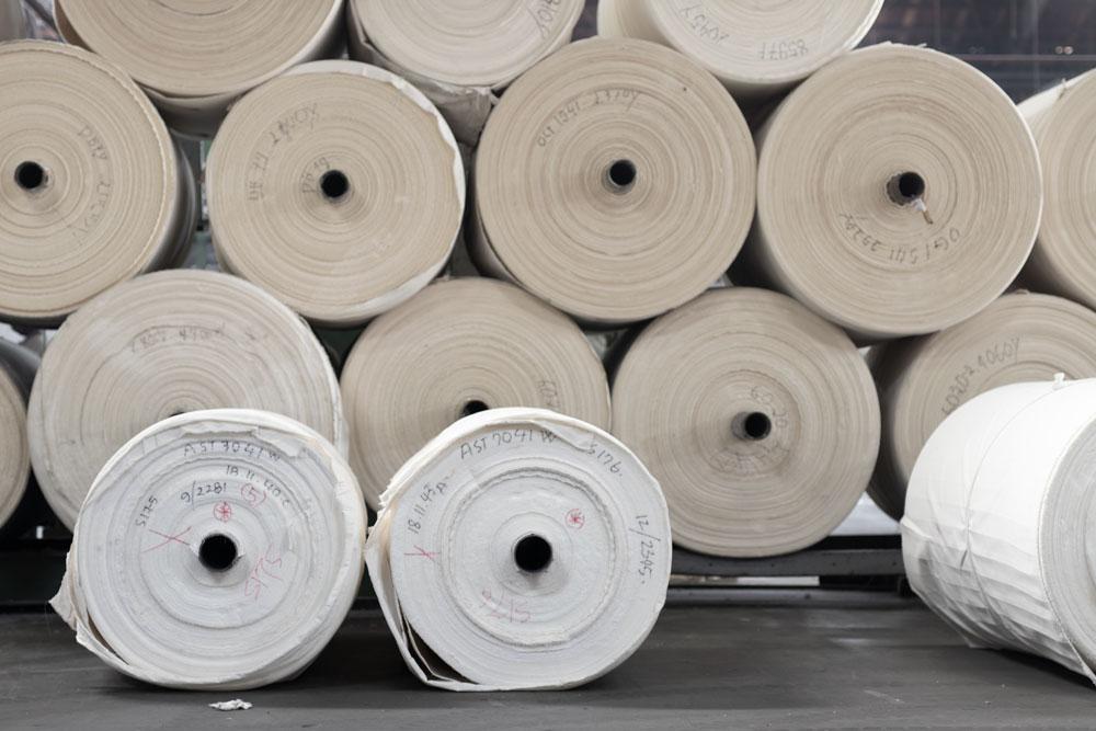 Fabric rolls