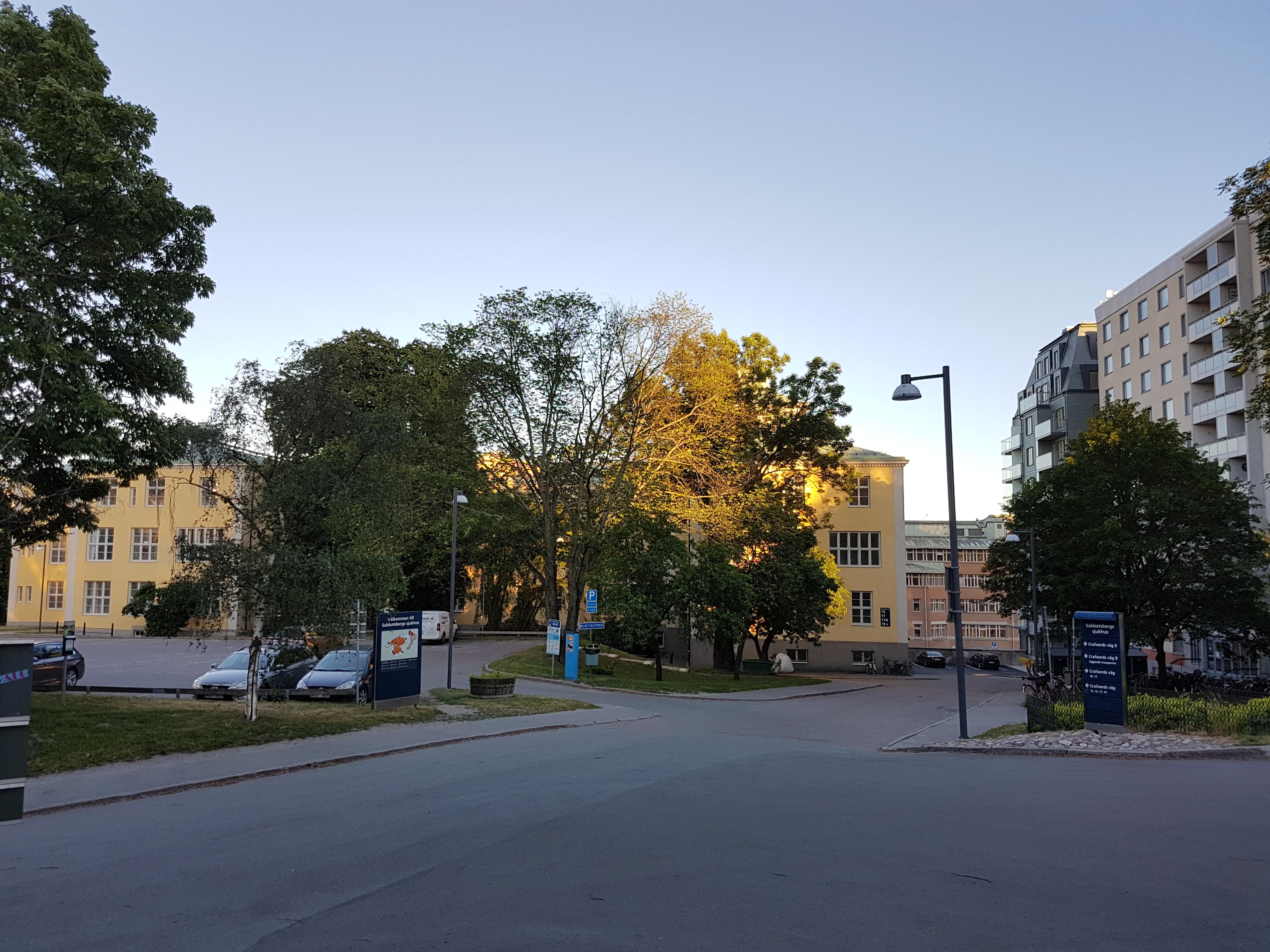 Program för södra Sabbatsberg