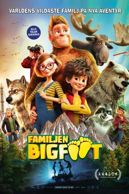Bigfoot biofilm