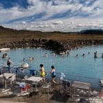 Rejser til Island | Lagunen Nature Bath i Nordisland. North Travel