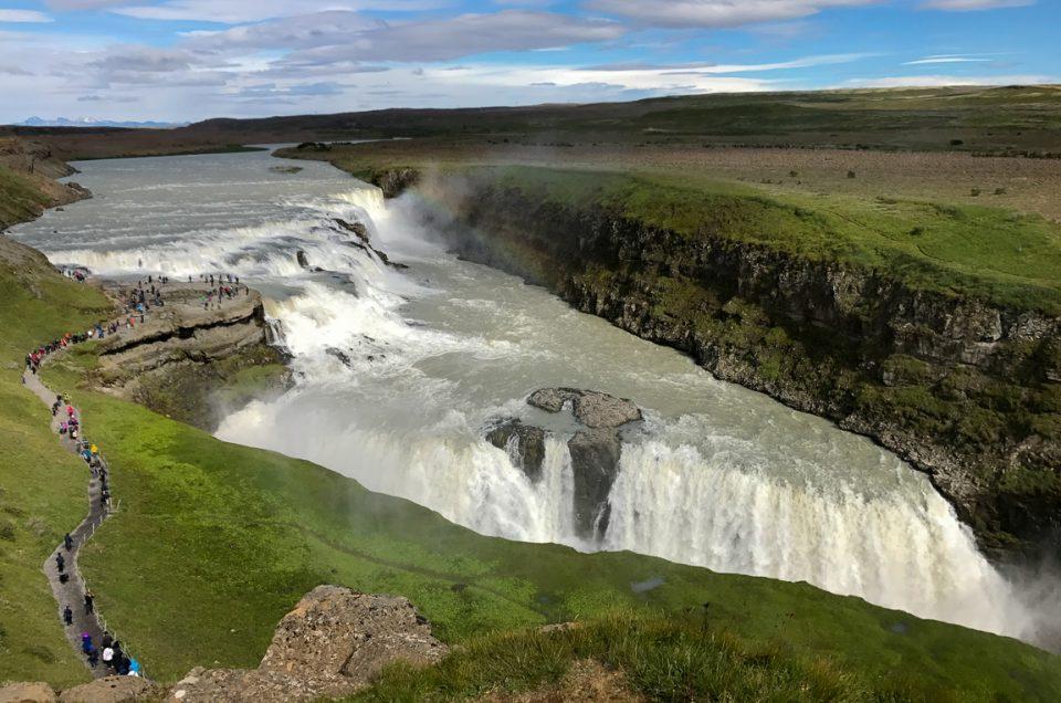 Rejser til Island | Den Gyldne Cirkel er en populær udflugt for grupper. North Travel grupperejser.