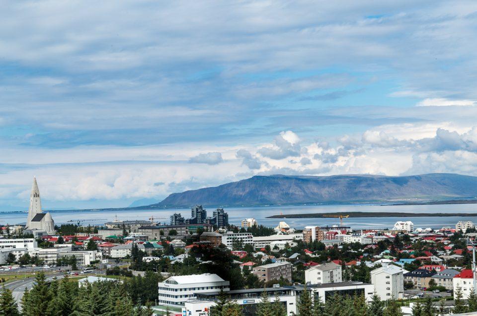 Rejser til Island   Islands hovedstad Reykjavik. North Travel.