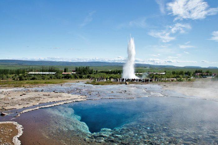 Påskeferie i Island