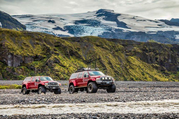 Den ultimative studietur til Island
