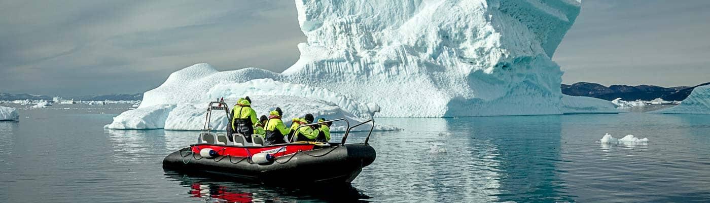 Rejser til Grønland | North Travel ApS