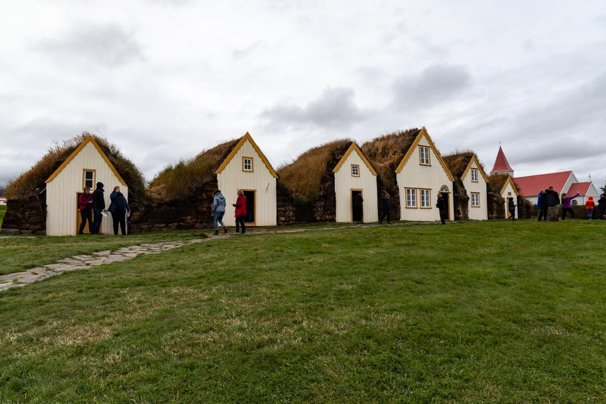Glaumbær i Skagafjörður