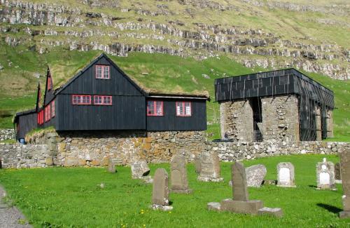 Kirkjubøur og Magnuskatedralen