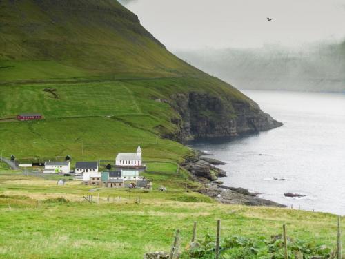 Viðareiði Færøernes nordligste bygd