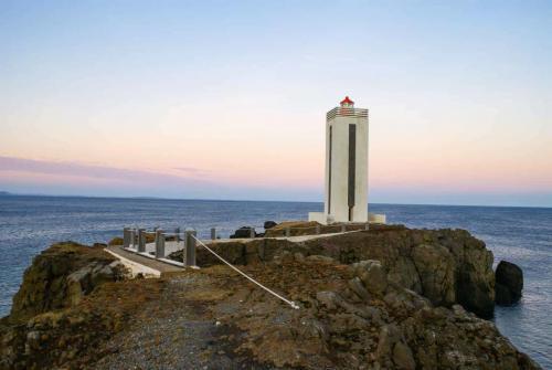 Fyrtårn på DigranesKanten af Arktis