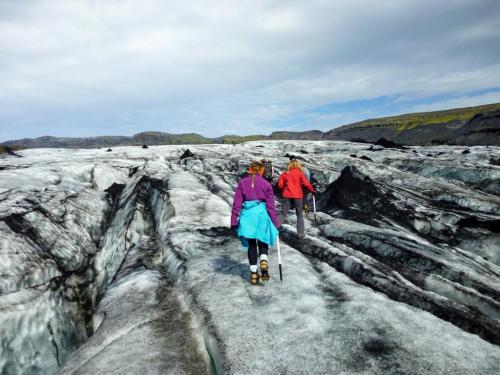 Gletsjervandring