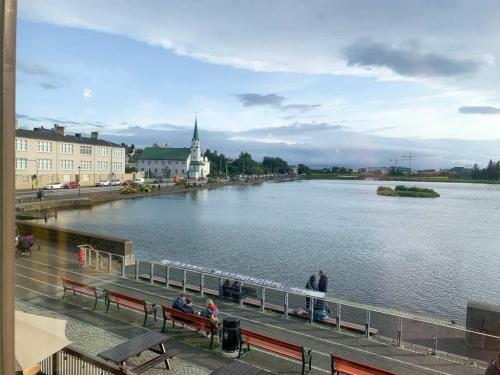 Reykjavik og Tjörnin