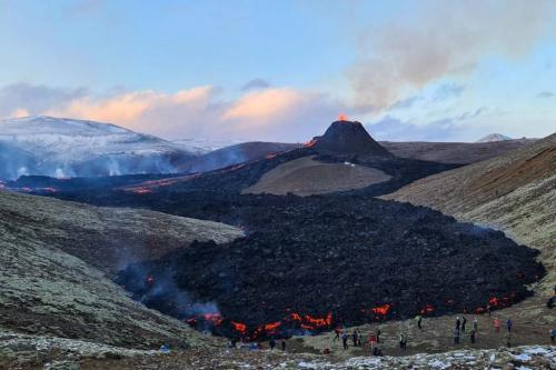 Geldingadalir  vulkanudbrud