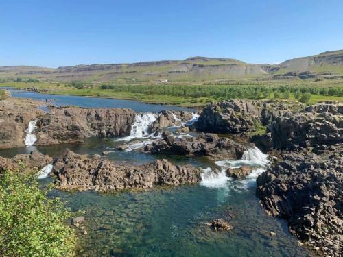 Glanni i Borgarfjörður