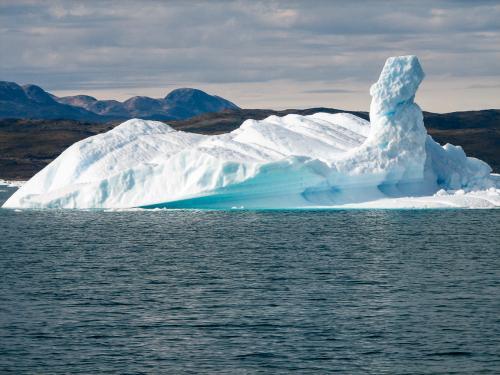 Isbjerg ved Narsaq