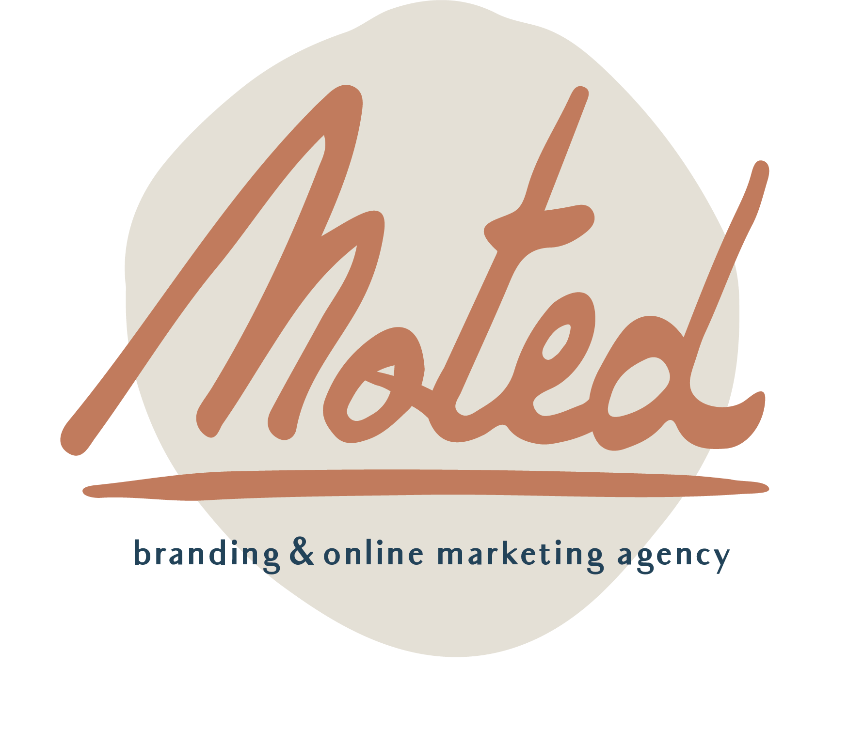 Noted branding & online marketing agency