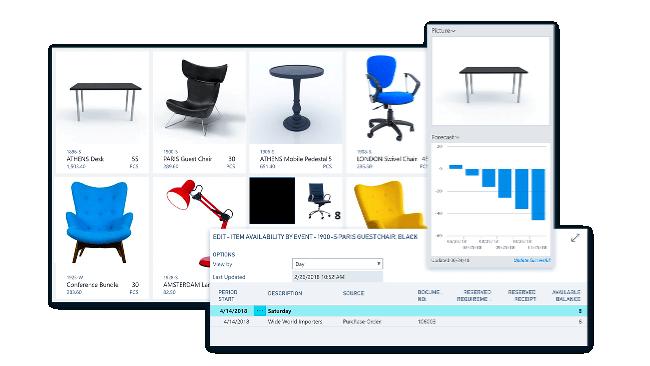 Automatisér jeres forsyningskæde med Microsoft Dynamics 365 Business Central