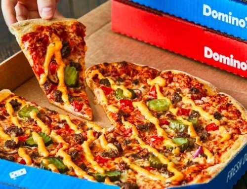 Succesfuld udrulning af international automationsstrategi for Domino's Pizza