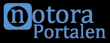 Notora Portalen logo