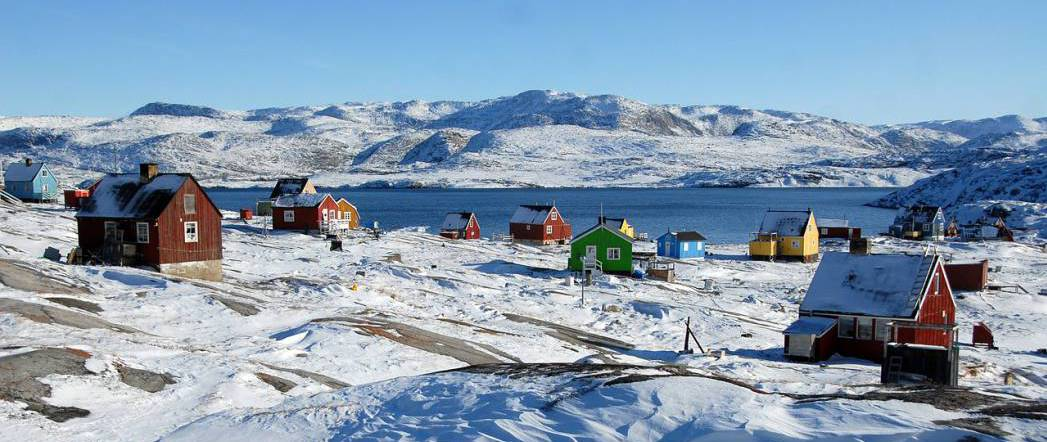 Notora i Grønland
